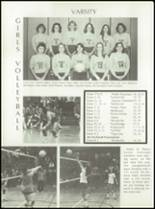 1979 Dixie High School Yearbook Page 58 & 59