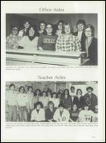 1979 Dixie High School Yearbook Page 116 & 117