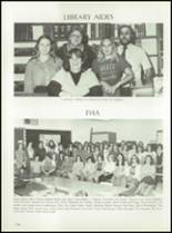 1979 Dixie High School Yearbook Page 118 & 119