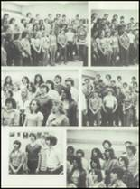 1979 Dixie High School Yearbook Page 128 & 129