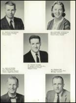 1959 Charlestown High School Yearbook Page 10 & 11