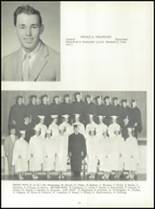1959 Charlestown High School Yearbook Page 24 & 25