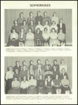 1959 Charlestown High School Yearbook Page 28 & 29