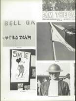 1972 Bell Gardens High School Yearbook Page 12 & 13
