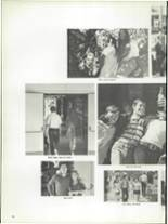 1972 Bell Gardens High School Yearbook Page 20 & 21