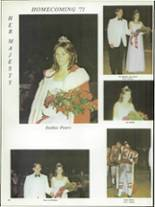 1972 Bell Gardens High School Yearbook Page 22 & 23