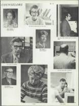 1972 Bell Gardens High School Yearbook Page 38 & 39