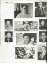1972 Bell Gardens High School Yearbook Page 42 & 43