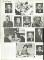 1972 Bell Gardens High School Yearbook Page 44 & 45