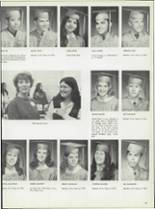1972 Bell Gardens High School Yearbook Page 70 & 71