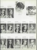 1972 Bell Gardens High School Yearbook Page 72 & 73