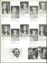 1972 Bell Gardens High School Yearbook Page 74 & 75