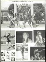 1972 Bell Gardens High School Yearbook Page 152 & 153