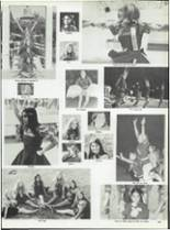 1972 Bell Gardens High School Yearbook Page 154 & 155
