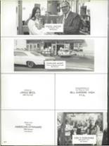 1972 Bell Gardens High School Yearbook Page 218 & 219