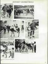 1972 Bell Gardens High School Yearbook Page 220 & 221