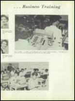 1954 Bates High School Yearbook Page 10 & 11