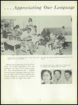 1954 Bates High School Yearbook Page 12 & 13