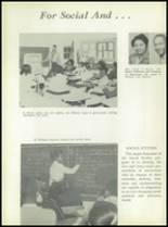 1954 Bates High School Yearbook Page 14 & 15