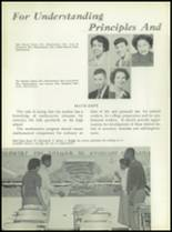 1954 Bates High School Yearbook Page 16 & 17