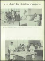 1954 Bates High School Yearbook Page 18 & 19