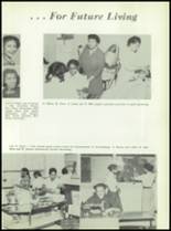 1954 Bates High School Yearbook Page 20 & 21