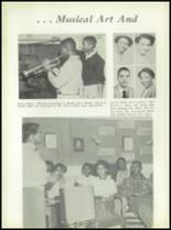 1954 Bates High School Yearbook Page 22 & 23