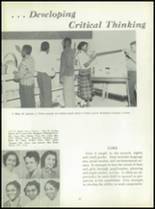 1954 Bates High School Yearbook Page 24 & 25