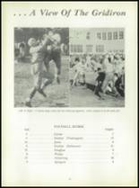 1954 Bates High School Yearbook Page 28 & 29