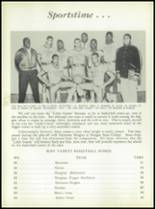 1954 Bates High School Yearbook Page 32 & 33