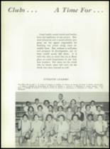 1954 Bates High School Yearbook Page 36 & 37