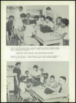 1954 Bates High School Yearbook Page 38 & 39