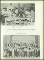 1954 Bates High School Yearbook Page 40 & 41