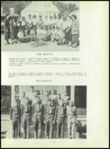 1954 Bates High School Yearbook Page 44 & 45