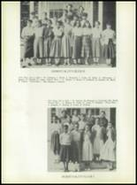 1954 Bates High School Yearbook Page 46 & 47