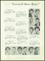 1954 Bates High School Yearbook Page 48 & 49