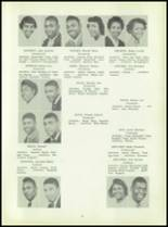 1954 Bates High School Yearbook Page 50 & 51