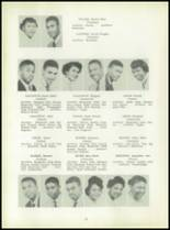 1954 Bates High School Yearbook Page 52 & 53
