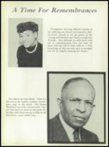 1954 Bates High School Yearbook Page 60 & 61