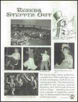 1998 Reseda High School Yearbook Page 182 & 183