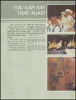 1985 William Fleming High School Yearbook Page 10 & 11