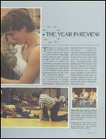1985 William Fleming High School Yearbook Page 16 & 17