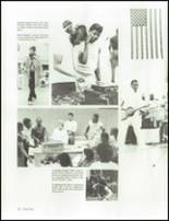 1985 William Fleming High School Yearbook Page 32 & 33