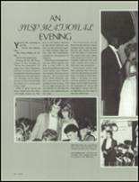 1985 William Fleming High School Yearbook Page 34 & 35
