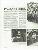 1985 William Fleming High School Yearbook Page 36 & 37