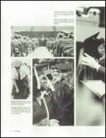 1985 William Fleming High School Yearbook Page 38 & 39