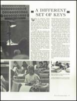 1985 William Fleming High School Yearbook Page 50 & 51