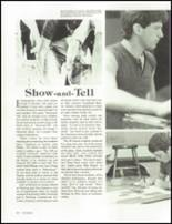 1985 William Fleming High School Yearbook Page 62 & 63
