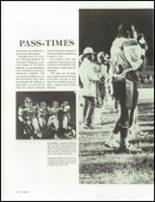 1985 William Fleming High School Yearbook Page 70 & 71
