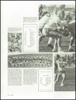 1985 William Fleming High School Yearbook Page 72 & 73